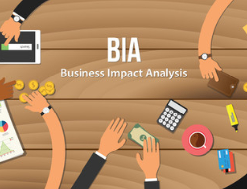 The 5 most important points of a Business Impact Analysis
